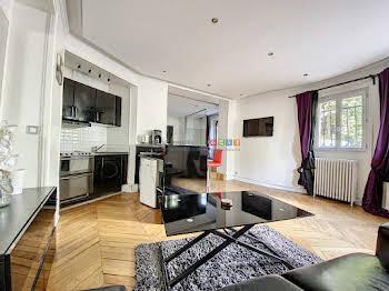 Appartement meublé 2 pièces 42,2 m2