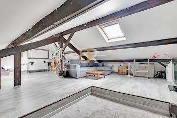 Duplex 3 pièces 80 m2