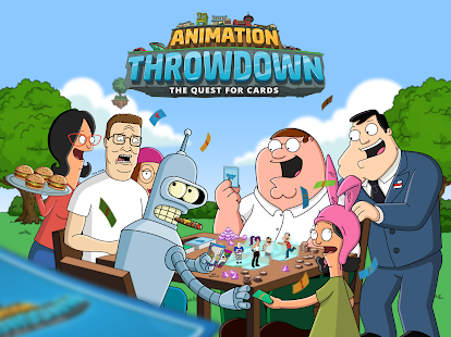 Animation Throwdown: TQFC- screenshot thumbnail