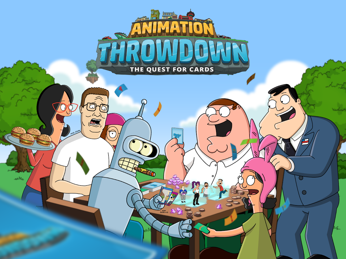 Animation Throwdown: TQFC- screenshot