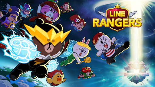 LINE Rangers - a tower defense RPG w/Brown & Cony! modavailable screenshots 5