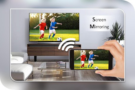 Screen Mirroring with TV : Mobile Screen to TV App Latest Version  Download For Android 2
