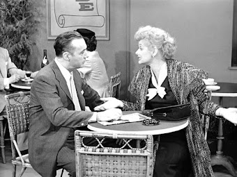 Lucy Meets Charles Boyer