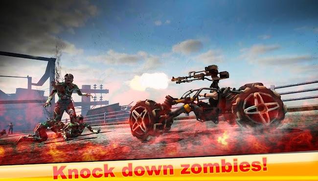 Drive Die Repeat - Zombie Game- screenshot thumbnail