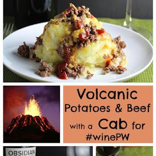 Volcanic Potatoes and Beef Recipe