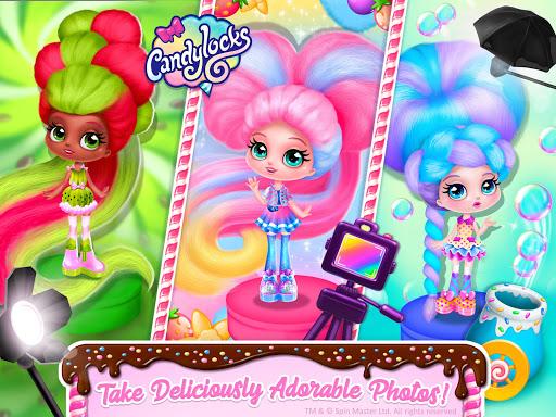 Candylocks Hair Salon - Style Cotton Candy Hair  Wallpaper 23