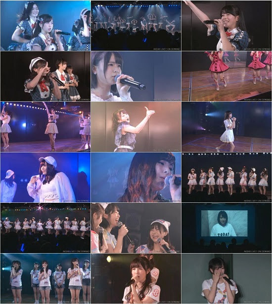 (LIVE)(720p) AKB48 チーム8 結成4周年記念特別公演 Live 720p 180403