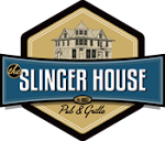 Logo for The Slinger House Pub & Grille