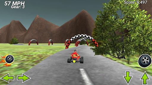 レアルレーシングカート