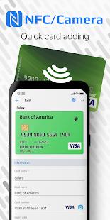 Credit Card Manager & Holder - SecureCard