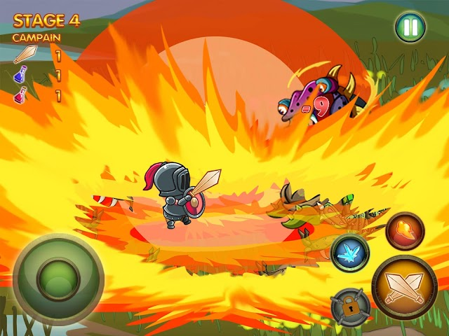 android Epic Heroes of Chaos Full Screenshot 0