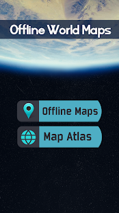 World Map Offline - 3D Street View & Maps - náhled
