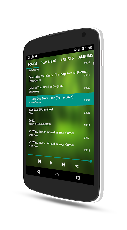 Music Player - Mp3 Player- screenshot