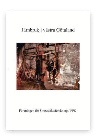 Järnbruk i västra Götaland