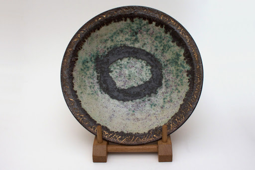 Chris Carter Ceramic Charger 19