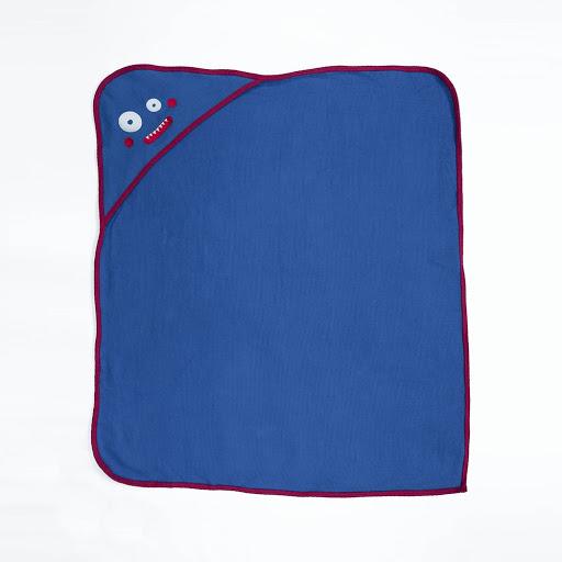 toalla ama de casa kids con capucha fito atlantico