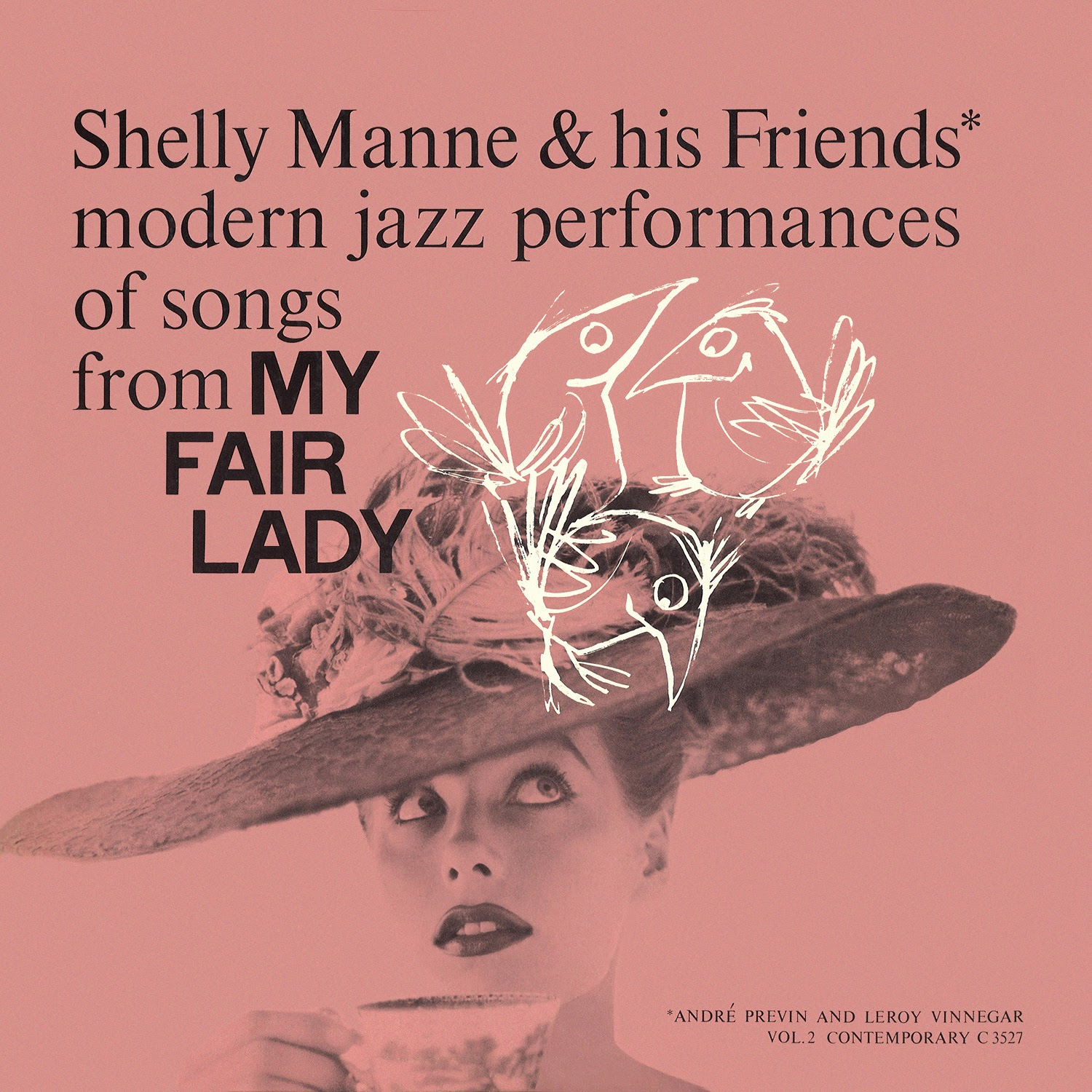 Shelly Manne, André Previn