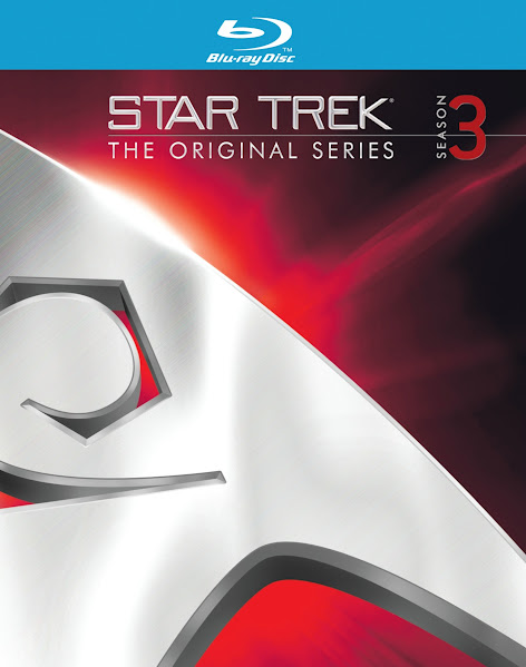 Star Trek: La Serie Original – Temporada 3 [6xBD25]