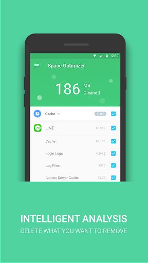 Space Optimizer - Cache Clean
