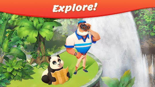 Tropical Forest Mod Apk 2.14.1 (Free Shopping) 6