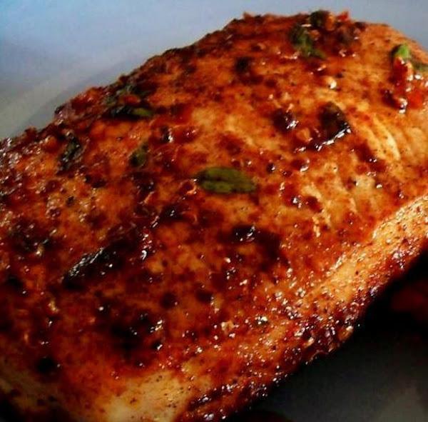 ~ Tasty Grilled Chops ~ Recipe