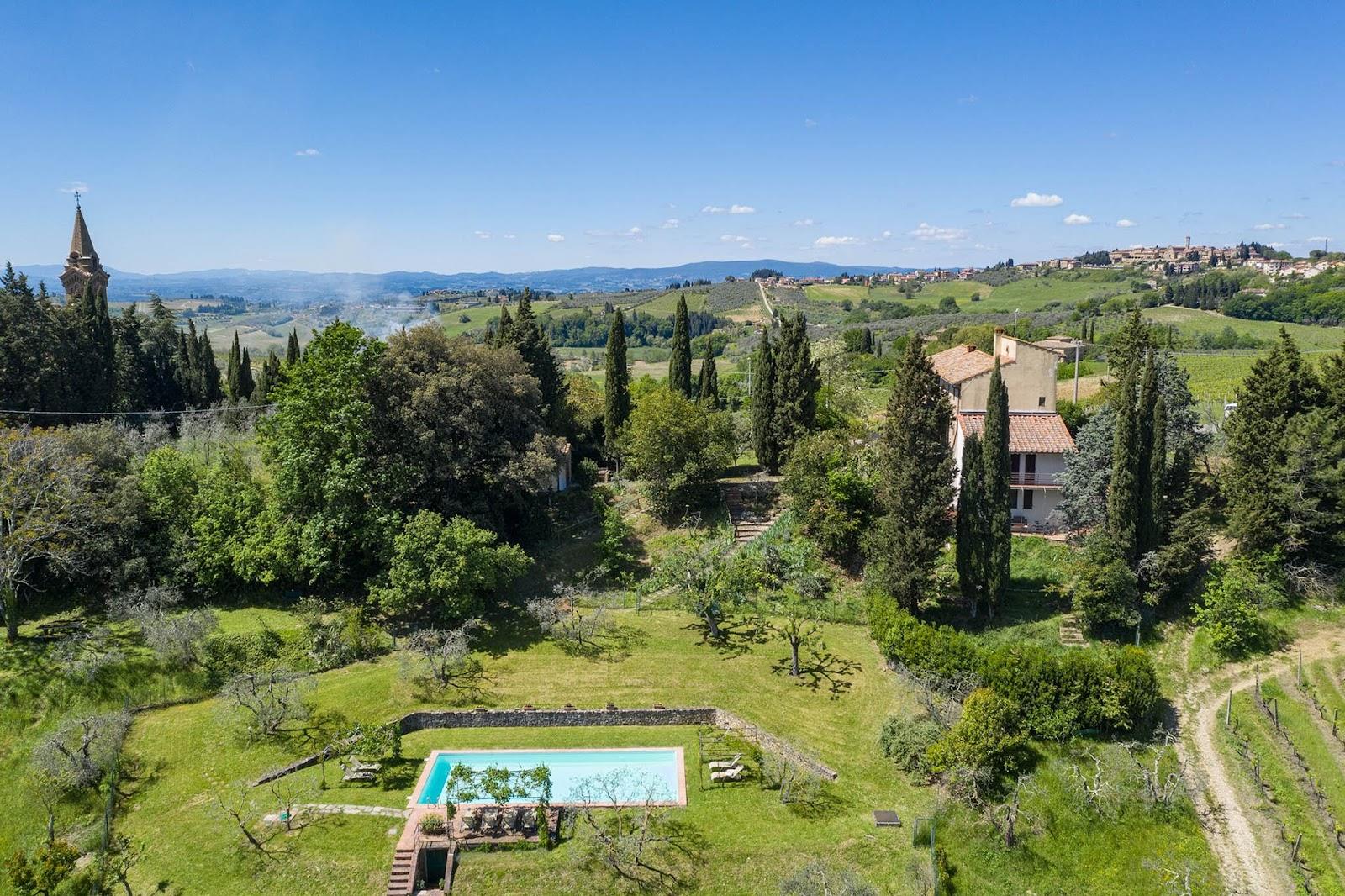Casale Tignano_Barberino Val d''Elsa_4
