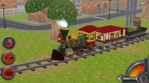 休閒必備免費app推薦 3D列车为孩子们的的游戏線上免付費app下載 3C達人阿輝的APP
