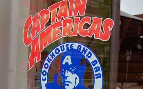 Photo Captain America's Cookhouse & Bar