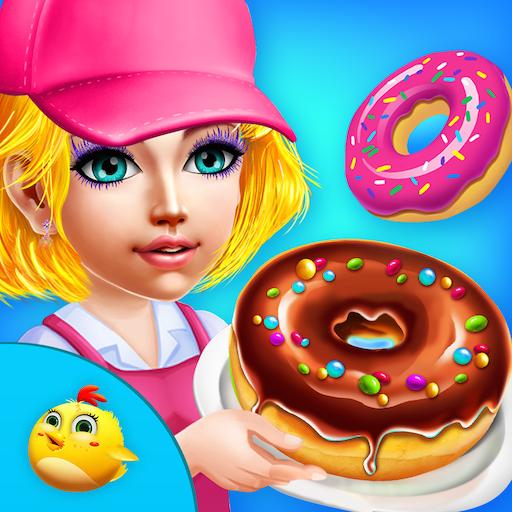 休闲のマイスウィートドーナツカフェ LOGO-記事Game