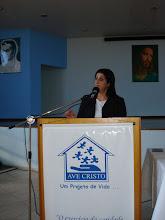 Photo: Márcia no Ave Cristo de Birigui/SP no dia 04/07/2009 às 15:00hs