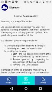Jio Learning Apk App File Download 8