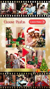 Christmas Video Maker ? Slideshow with Music 2018 - náhled