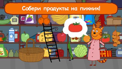 Три Кота Пикник: Игры для Детей и Мультики от СТС 1.4.0 Cheat screenshots 4