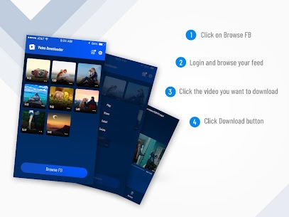 Video Downloader for FB Apk  Download For Android 2