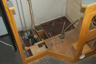 Photo: Ca. 5 Lagen Multiplex-Bretter darunter auch.