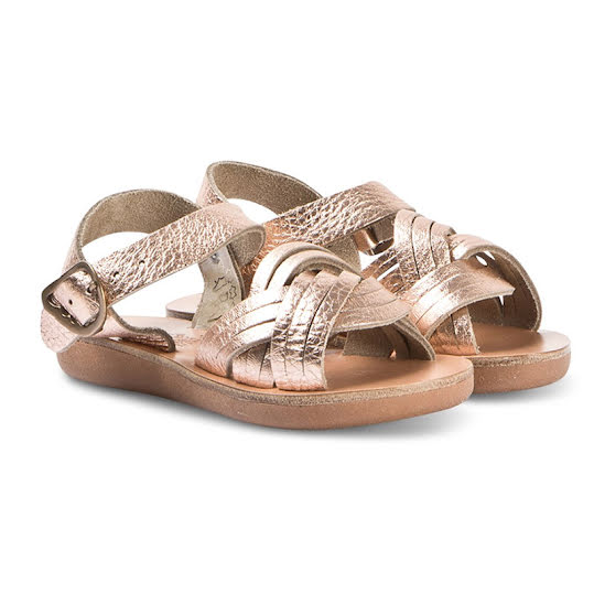 Little Electra Soft Sandal Rosa, Stl 25