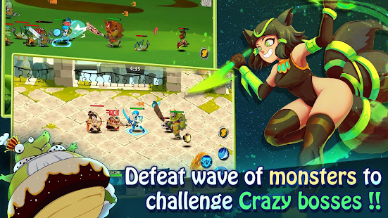 Legend Guardians – Mighty Heroes: Action RPG 4