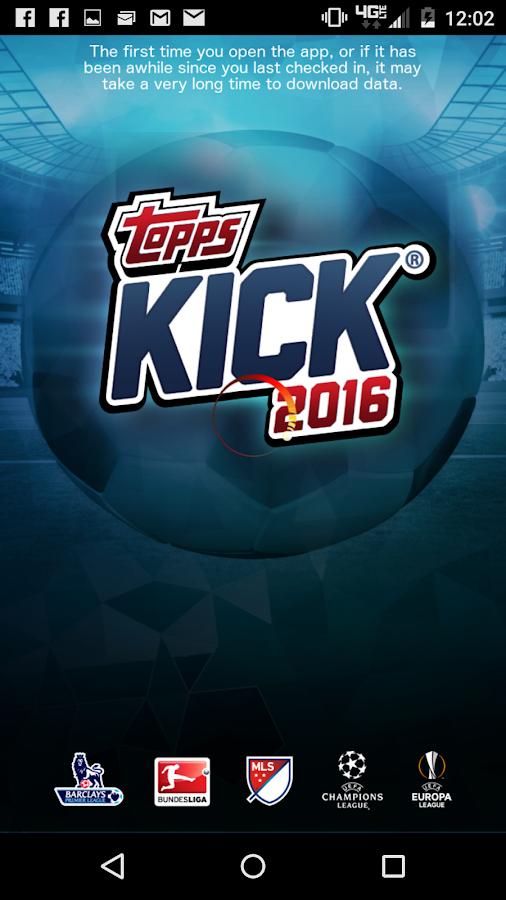 KICK 2016- screenshot