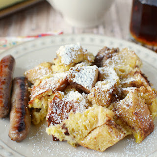 Slow Cooker French Toast Recipe