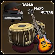 ORG 2018 Pro/Mystic Percussion Tabla Guitar Piano