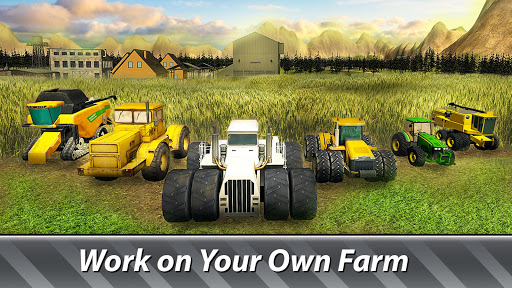 ud83dude9c Farm Simulator: Hay Tycoon grow and sell crops apkpoly screenshots 13
