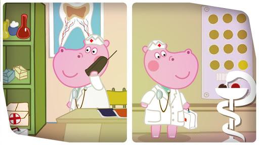 Kids Doctor: Dentist screenshots 13