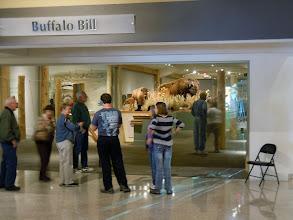 Photo: Holographic Buffalo Bill