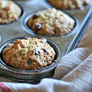 Vegan Banana Muffins.