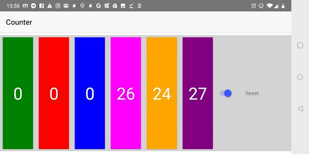 Download Color Counter For PC Windows and Mac apk screenshot 2