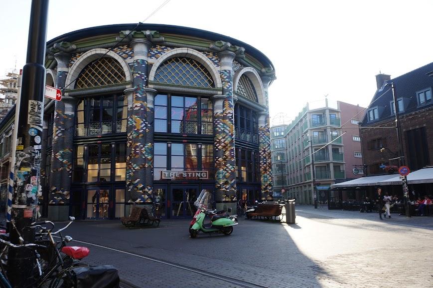 Grote Markt, Den Haag, Holland (2014)