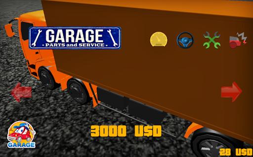 Indonesian Truck Simulator 3D  screenshots 4