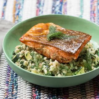 Salmon Pearl Barley Recipes
