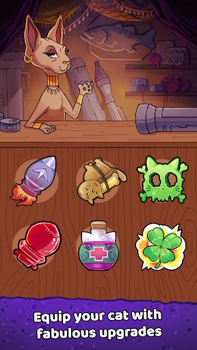 Rocat Jumpurr - Hilarious Monsters Crawler screenshot 5