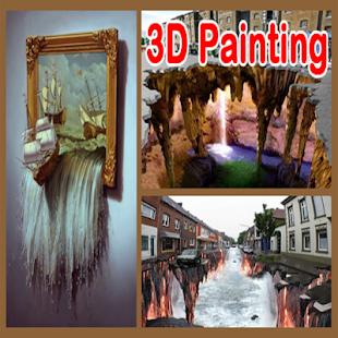3D malování